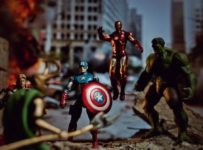 The Avengers (2012) - Action Figures