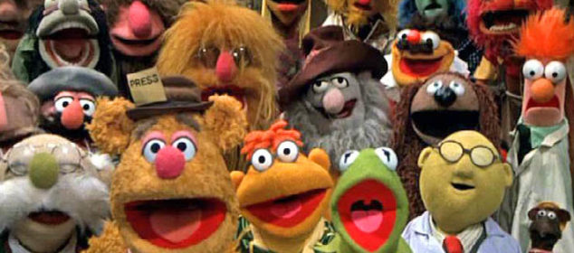 The Great Muppet Caper - Happiness Hotel