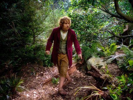 The Hobbit - Martin Freeman as Bilbo Baggins