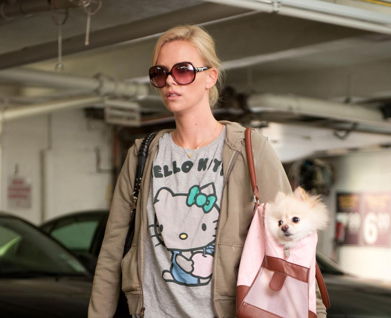 Young Adult - Charlize Theron