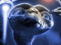 E.T.: The Extra-Terrestrial - Hopko Designs poster