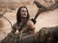 Taylor Kitsch is John Carter