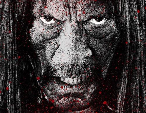 Machete Kills sales poster