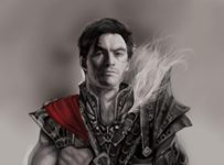 JOHN CARTER - Dominic West