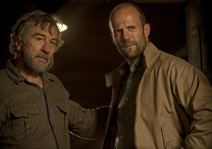 Killer Elite - Jason Statham and Robert De Niro