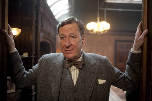 Geoffrey Rush in The King's Speech