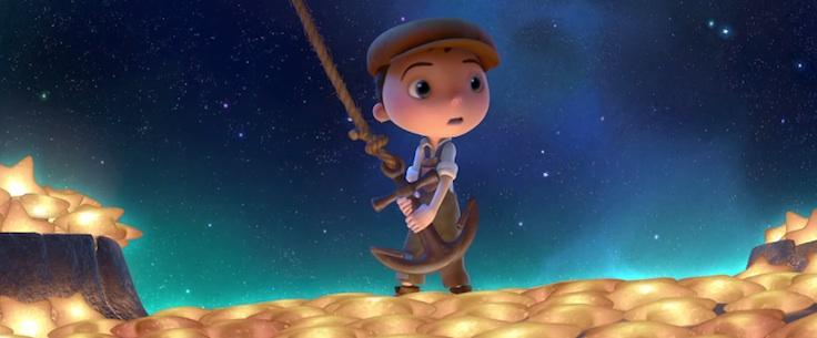 Disney/Pixar LA LUNA
