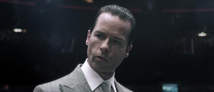 Peter Weyland (Guy Pearce) - Prometheus