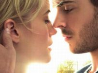 The Lucky One poster slice