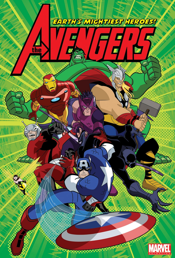 Trailer for Season 2 of The Avengers: Earth's Mightiest Heroes – The Reel Bits