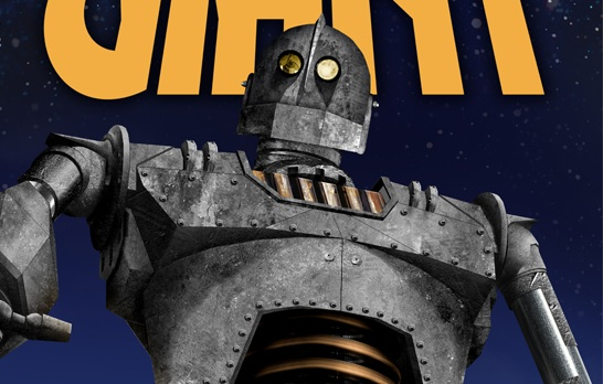 The Iron Giant poster - Hopko Designs