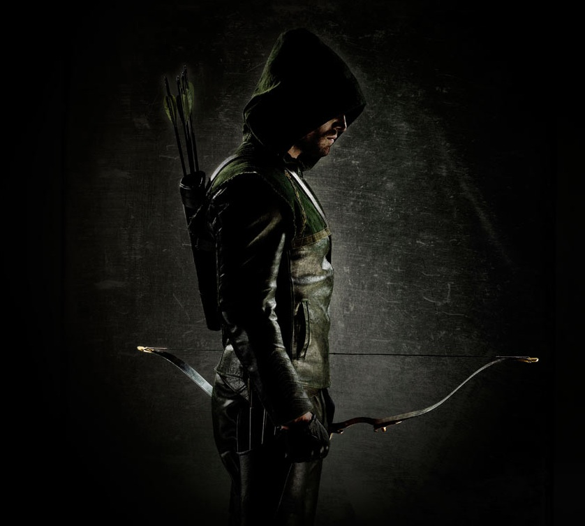 Green Arrow - Stephen Amell - CW's Arrow