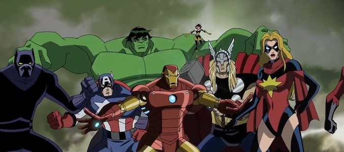 The Avengers: Earth's Mightiest Heroes - Season 2