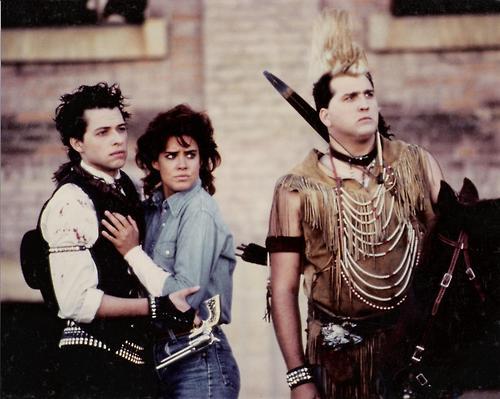 Dudes (1987) - John Cryer, Daniel Roebuck, Catherine Mary Stewart