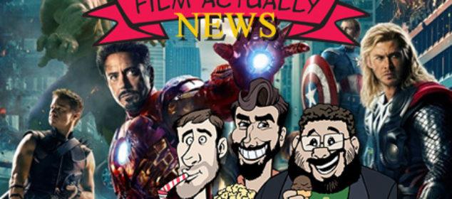 Film Actually News - Avengers