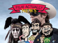 Film Actually News - The Lone Ranger