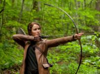 The Hunger Games - Katniss (Jennifer Lawrence)