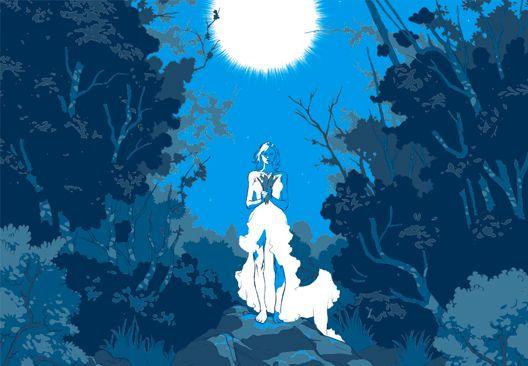 Melancholia - Mondo poster - Featured