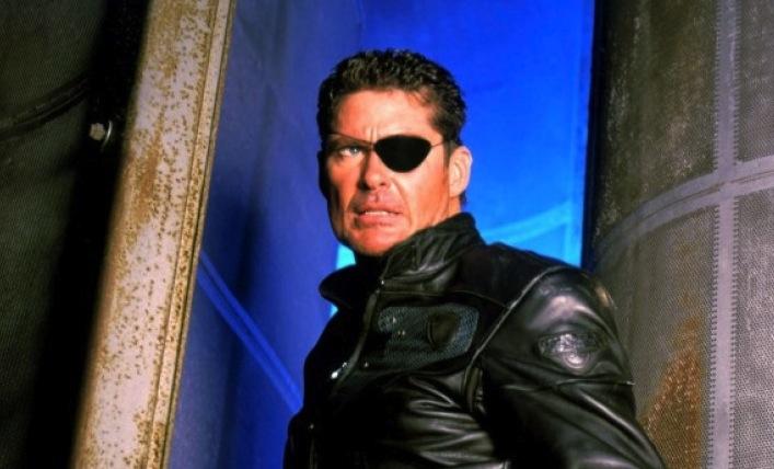 Nick Fury - Agent of S.H.I.E.L.D (David Hasselhoff)