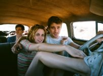 On the Road - Garrett Hedlund, Kristen Stewart