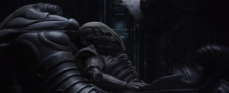 Prometheus - Space Jockey