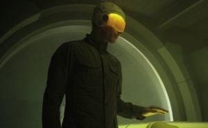 Prometheus - Michael Fassbender