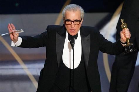 Martin Scorsese - Oscars