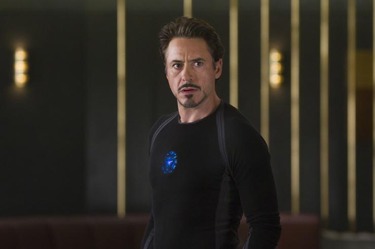 The Avengers (2012) - Iron Man/Tony Stark (Robert Downey Jr)