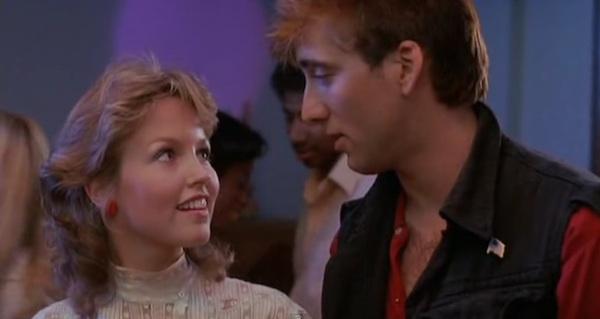 Valley Girl (1983) - Nicolas Cage and Deborah Foreman