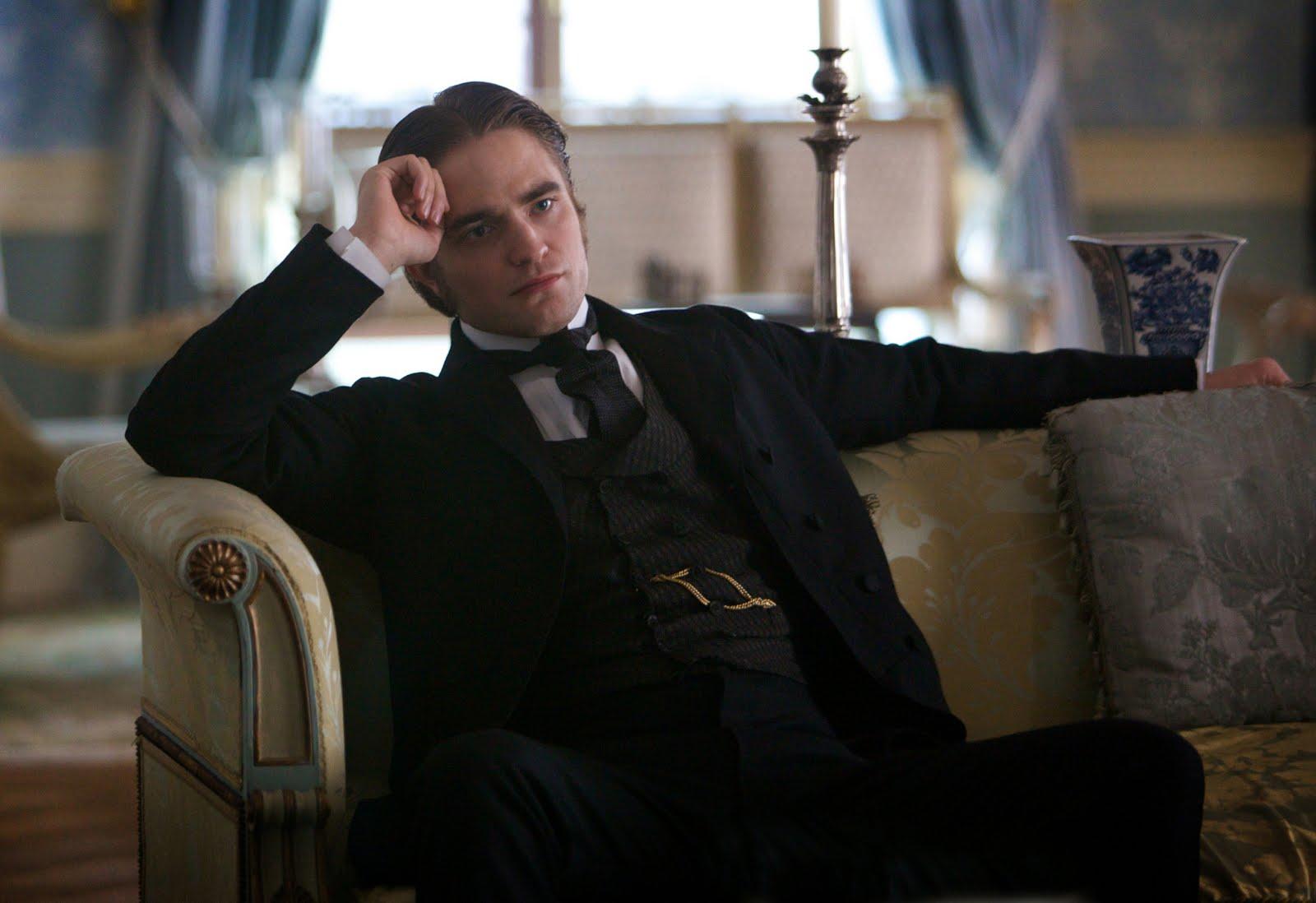 Robert Pattinson - Bel Ami