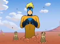 Animal Man - DC Nation