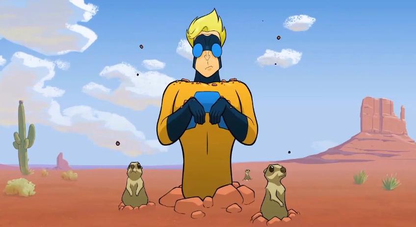 Animal Man - DC Nation