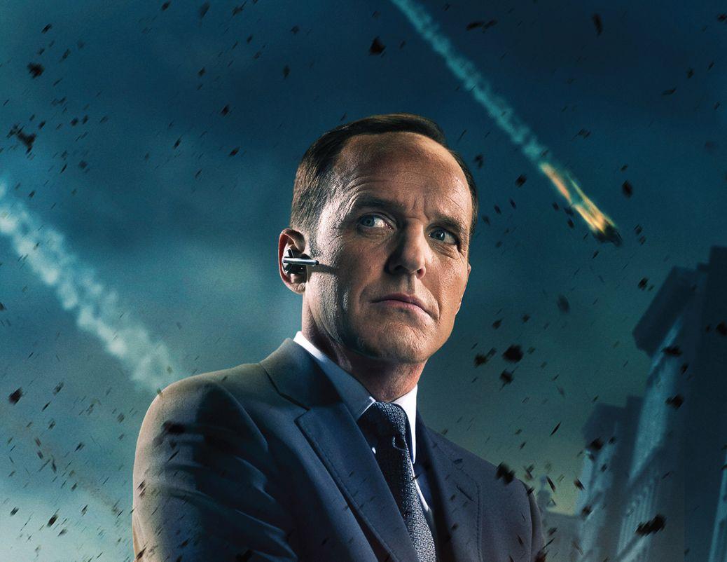 The Avngers poster - Agent Coulson (Clark Gregg)