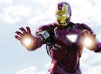 Iron Man - Avengers - Battle