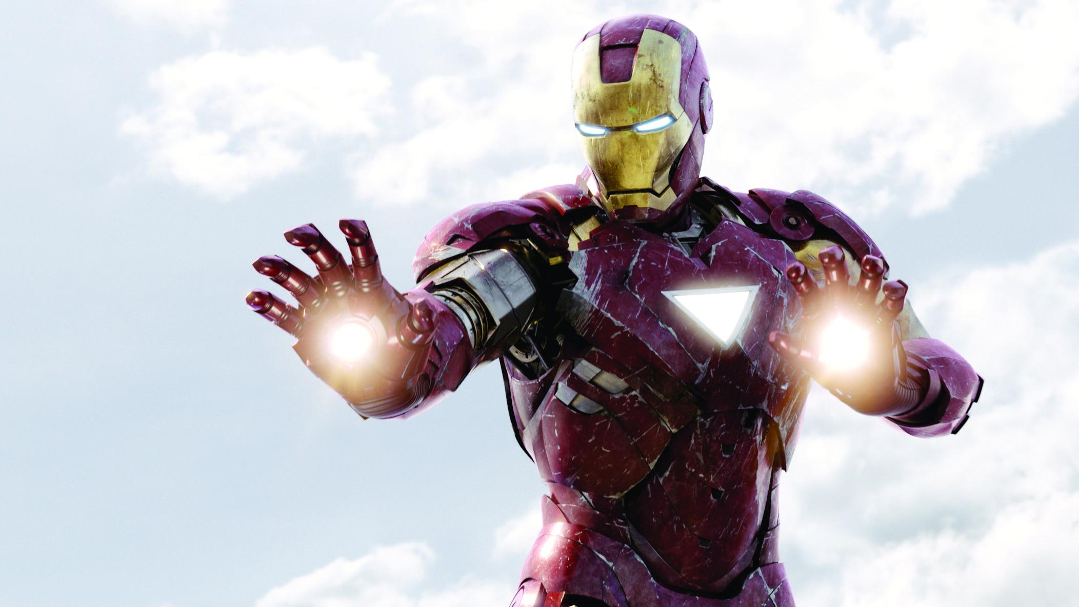 Iron Man - Avengers - Battle