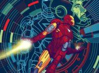 Iron Man poster - Mondo
