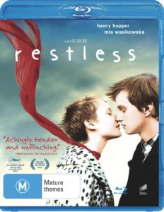 Restless Blu-ray cover