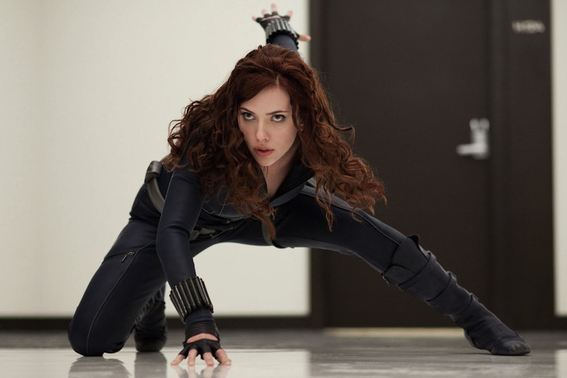 Black Widow (Scarlet Joahasson) - Iron Man 2