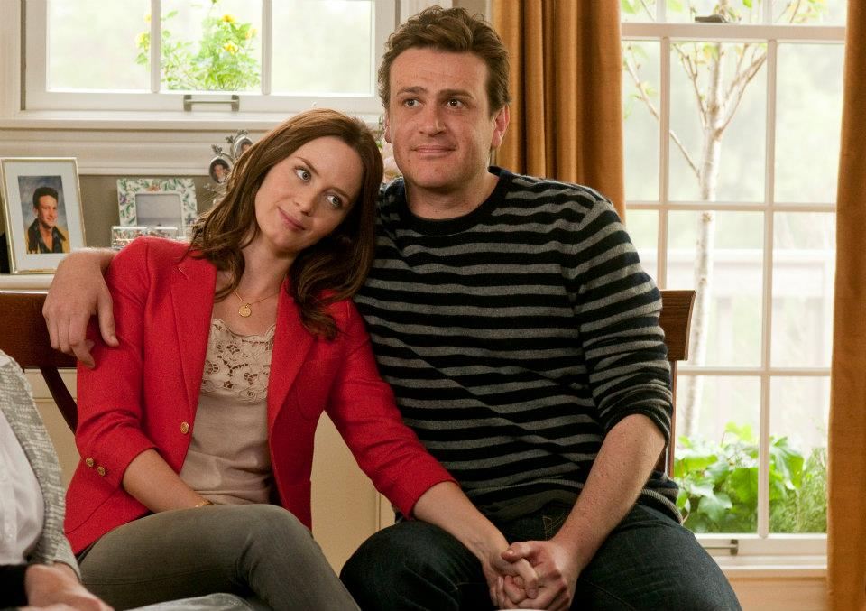 Jason Segel and Emily Blunt - The Five Year Engagement
