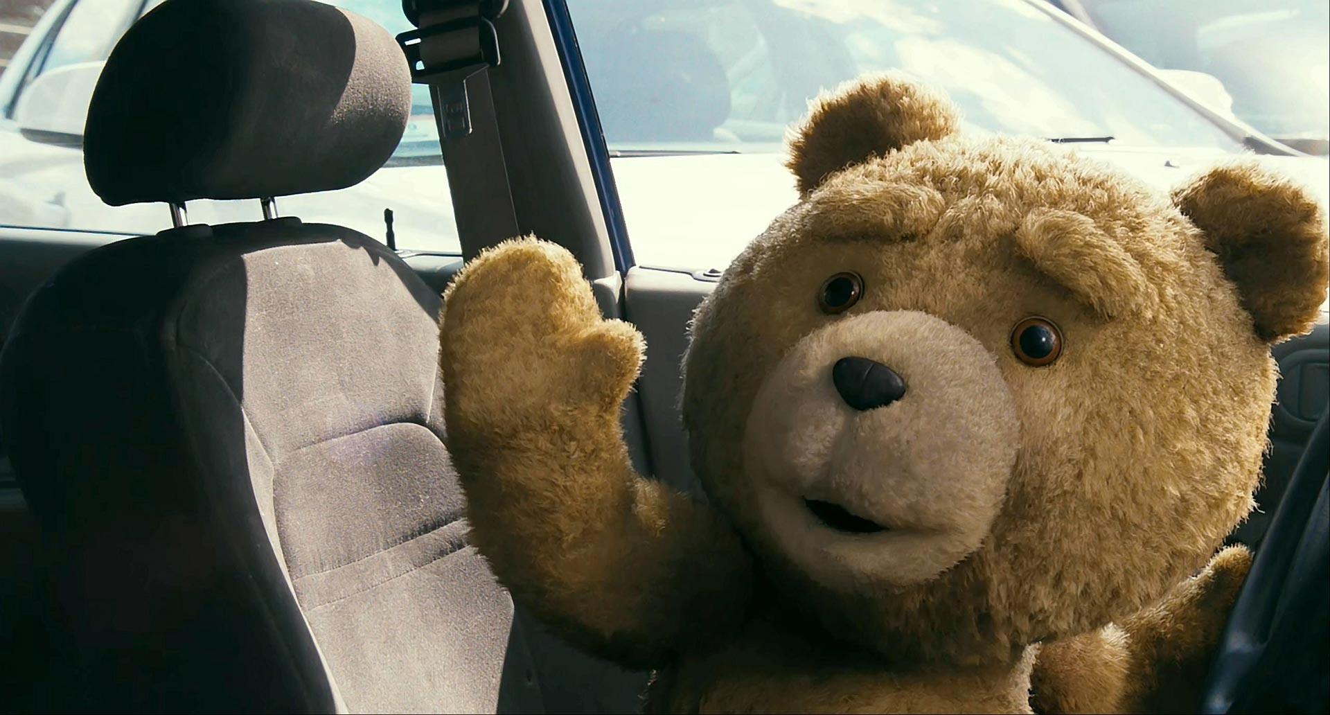 Ted (Seth MacFarlane)
