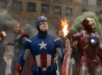 The Avengers Assemble on Film