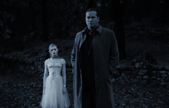Twixt - Elle Fanning and Val Kilmer
