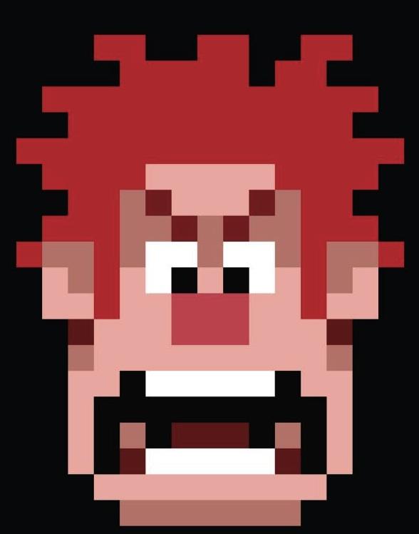 Wreck-It Ralph Teaser poster