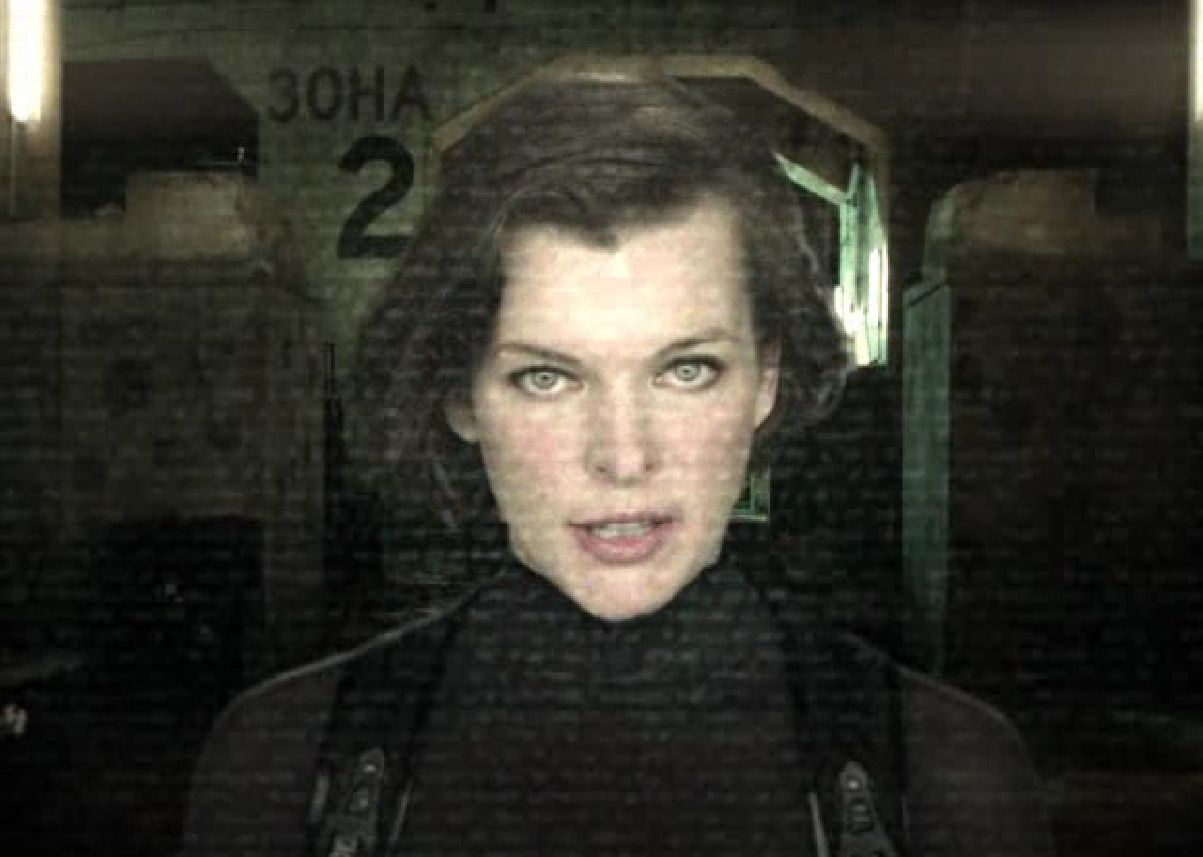 Alice (Milla Jovovich) - Resident Evil: Retribution