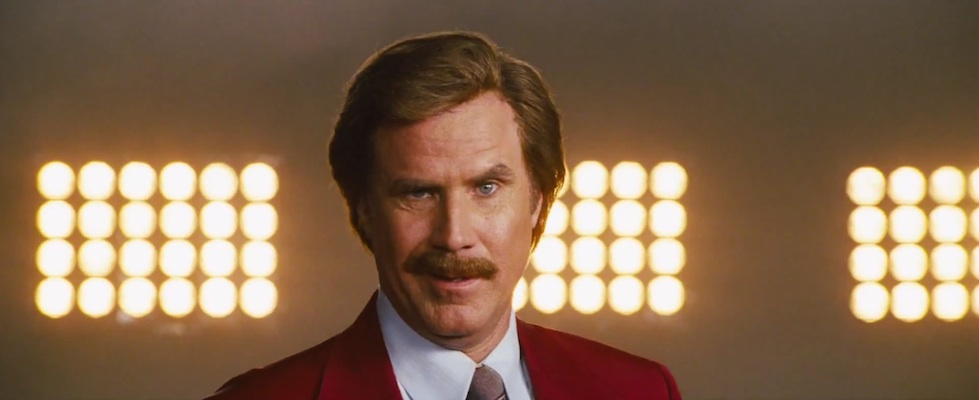 Anchorman: The Legend Continues - Will Ferrell