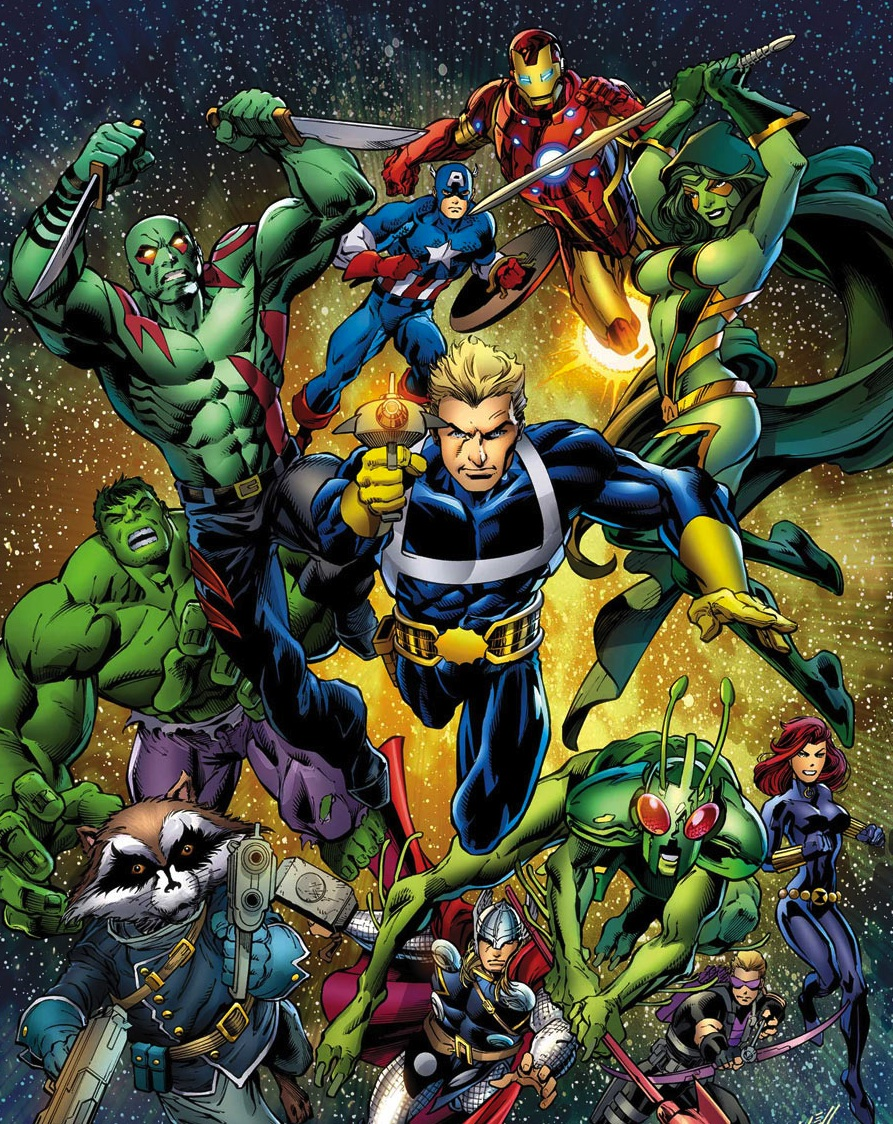 Avengers Assemble #6 - Guardians of the Galaxy