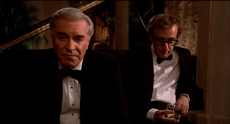 Crimes and Misdemeanors - Martin Landau and Woody Allen