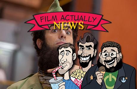 Film Actually News - Dictator