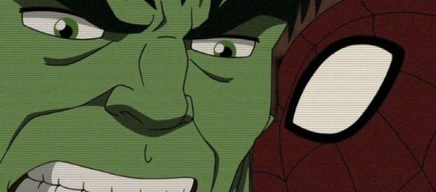 Hulk Smash - Ultimate Spider-man