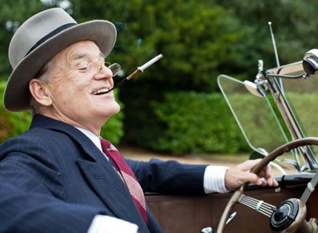 Hyde Park on Hudson - Bill Murray as F. D. Roosevelt